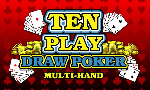 Ten Play Draw Poker Multi-Hand