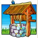 Rainbow Riches Wishing Well Bonus