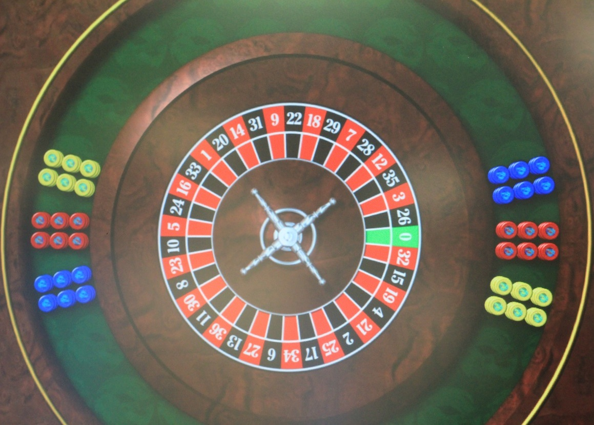 How to win roulette machine coral