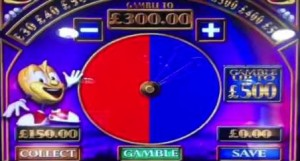 Rainbow Riches Gamble Bonus