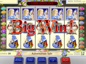 Slot Machine Alice And The Mad Tea Party Hostingmediaget