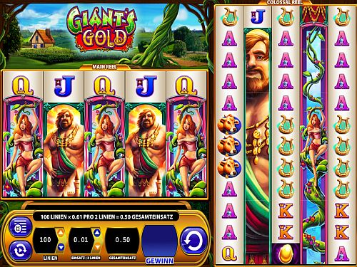 Giants Gold Slot Machine - Play the Online Game for Free