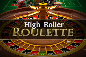 Online roulette with high limits