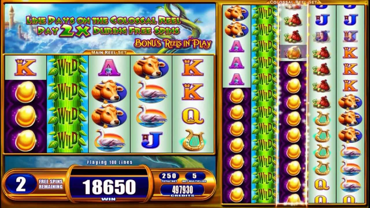 free slot games gold