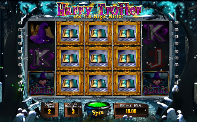 Moonlight Mystery Slot Machine - Try this Free Demo Version