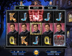 free online black widow slot games