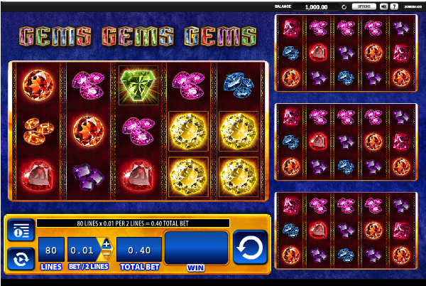 Arcade Slot Machine - Try your Luck on this Casino Game