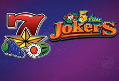 5 Line Jokers Slot
