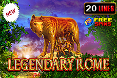 Legendary Rome Slot Review & Free Instant Play Casino Game