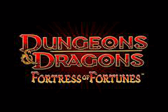 Dungeons & Dragons Fortress of Fortunes Slot