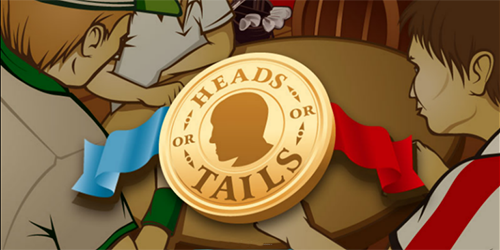 Heads or Tails Casino Game