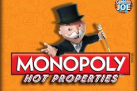 Monopoly Hot Properties Slot
