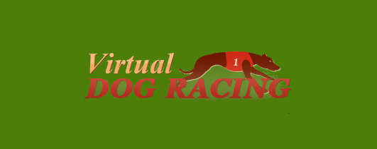 Virtual Dog Racing Logo