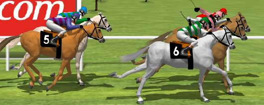 online casino horse racing games