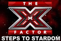 The X Factor Steps to Stardom Slot